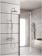 Colonna doccia Mini Birillo termostatica cromo