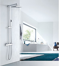 Colonna doccia termostatica saliscendi SEDAL 8921C