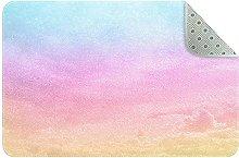 Colori arcobaleno, Cucina Mat Tappeto Cucina