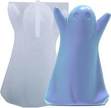 ColourQ Ghost Ornamenti Stampo in Resina