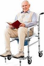 Comoda per Doccia WC, Sedia da Doccia Altezza