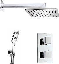 Composizione doccia Cosmo con miscelatore