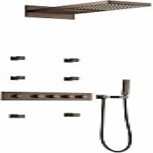Composizione miscelatore doccia incasso