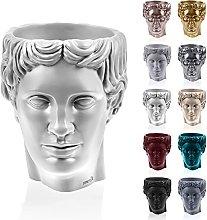 CONCRETTE Vaso da fiori in calcestruzzo Hermes  