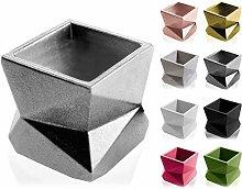 Concrette - Vaso per fiori in cemento Modern No3