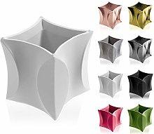 Concrette - Vaso per fiori in cemento, stile