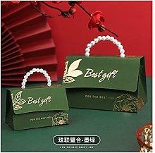 Confezione Regalo 20 Pezzi Sacchetto di Biscotti