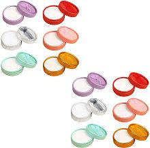 Confezione regalo con anello da 12 pezzi Scatola