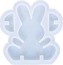 Coniglietto pasquale coniglio stampo in silicone