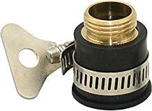 Connettore del tubo flessibile Filetto maschio da
