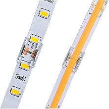 Connettore Hippo per Collegare Striscia LED COB