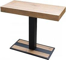 Consolle allungabile capital in legno con