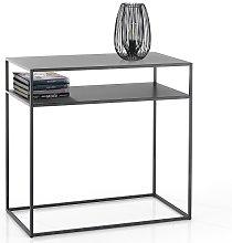Consolle Mobile Arredo Design Minimal in Acciaio