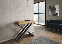Consolle tavolo da Ingresso Allungabile Quercia