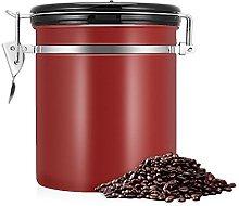 Contenitore di chicchi di tè del caffè
