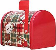 Contenitore di regalo della cassetta postale di
