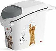 Contenitore per Alimenti da 6 Kg per Gatto, 15 L,