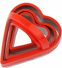 Cookie Cutter Cake Biscuit Stampo in Acciaio