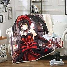 Coperte Anime DATE A LIVE Stampato Anime Girl
