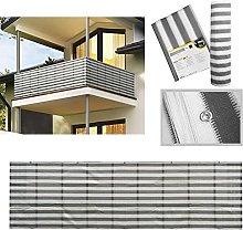 Copertura per recinzione per paravento per balcone