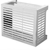 Copri Condizionatore In Alluminio 86x44x68 Cm