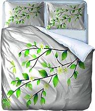 Copripiumino albero dei fiori Biancheria da letto