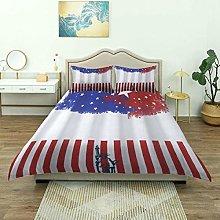 Copripiumino, bandiera, set biancheria da letto di