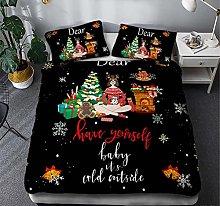 Copripiumino buon Natale Biancheria da letto