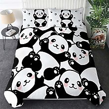 Copripiumino Copriletto Outlet Panda Tessili per