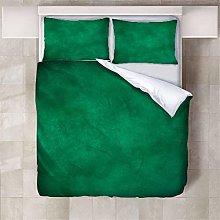 Copripiumino Erba verde Biancheria da letto