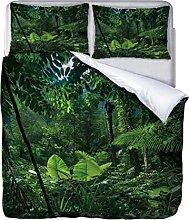 Copripiumino foresta Biancheria da letto Ragazzi