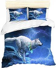 Copripiumino lupo Biancheria da letto Ragazzi