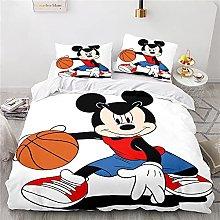 Copripiumino Mickey Mouse 3 Pezzi Set Di
