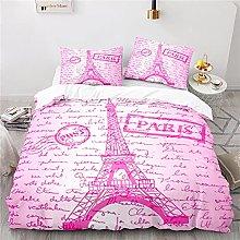 Copripiumino Parigi Torre Eiffel Set Copripiumino