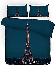 Copripiumino Torre Eiffel Biancheria da letto