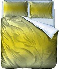 Copripiumino Xiayun giallo Biancheria da letto