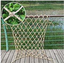 Corda di Canapa Decorazioni da Giardino,rete di