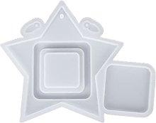 Cornice per foto Decorazione Stampo in silicone