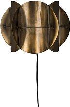Corridor Lampada da parete in ottone