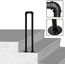 Corrimano a forma di U Corrimano per scale in tubo