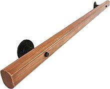 Corrimano in legno Ringhiera per scale Kit