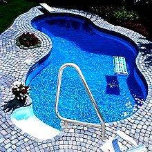 Corrimano per piscina, ringhiera per scale per