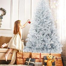 Costway Albero di Natale con decorazioni 228 cm