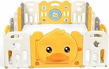 Costway - Box Recinto per Bambini da Giocare,