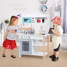 Costway Cucina giocattolo per bambini  Set