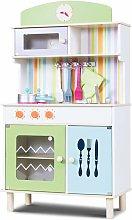 Costway - Cucina per Bambini Cucina Giocattolo in