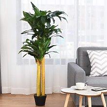 Costway Dracena albero artificiale altezza di