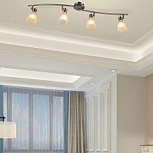 Costway Lampada da soffitto a 4 luci per cucina