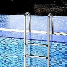 Costway Scaletta per piscina con 3 gradini
