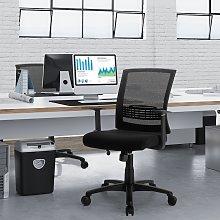 Costway Sedia ergonomica a rete per computer con